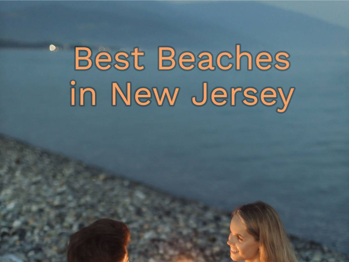 Best Beaches in New Jersey