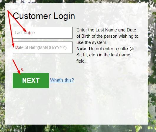 Customer Login njfishandwildlife.com